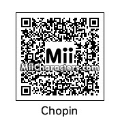 QR Code for Fryderyk Chopin by Diana