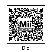 QR Code for Ronnie James Dio by ccervelin