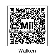 QR Code for Christopher Walken by Th3SourLemon