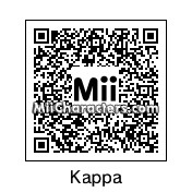 QR Code for Kappa by Rayhak