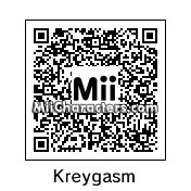 QR Code for Kreygasm by Rayhak
