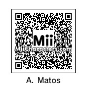 QR Code for Andre Matos by ccervelin