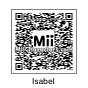 QR Code for Isabel Magnolia by madhatter13