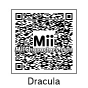 QR Code for Dracula by Ultra