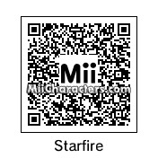 QR Code for Starfire by madhatter13