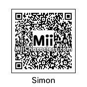 QR Code for Simon the Digger by coreekymon