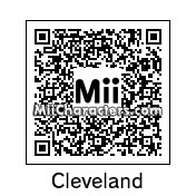 QR Code for Cleveland Brown by Ultra