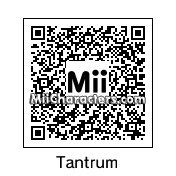 QR Code for Tantrum by * CuTie *