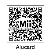 QR Code for Alucard by VGFM