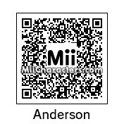QR Code for Father Alexander Anderson by VGFM
