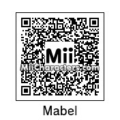 QR Code for Mabel Pines by VGFM