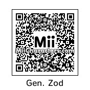 QR Code for General Zod by JasonLives