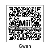 QR Code for Gwen Stacy by madhatter13