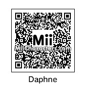 QR Code for Daphne Blake by madhatter13