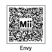 QR Code for Envy by VGFM