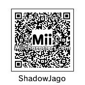 QR Code for Shadow Jago by Daniel JaimesV