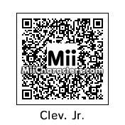 QR Code for Cleveland Brown Jr. by Doodah