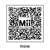QR Code for Mew by makermii