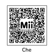 QR Code for Che Guevara by Kodama 8