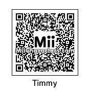 QR Code for Timmy Turner by Doodah