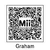 QR Code for Graham Burns by Dakinator