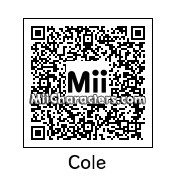 QR Code for Cole Heppell by AnthonyIMAX3D