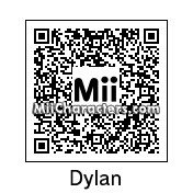 QR Code for Dylan O'Brien by AnthonyIMAX3D
