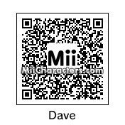 QR Code for Dave Strider by TXClaw