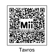 QR Code for Tavros Nitram by TXClaw