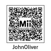 QR Code for John Oliver by Andy Anonymous