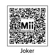 QR Code for The Joker by Andy Anonymous