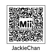 QR Code for Jackie Chan by mattardis