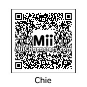 QR Code for Chie Satonaka by johnslookalike