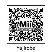 QR Code for Yajirobe by DragonBallZMii