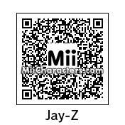 QR Code for Jay-Z by AnthonyIMAX3D