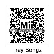 QR Code for Trey Songz by AnthonyIMAX3D