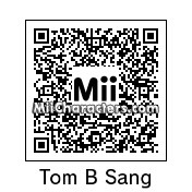 QR Code for Thomas Brodie-Sangster by AnthonyIMAX3D