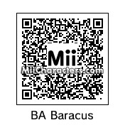 QR Code for B.A. Baracus by ninbendo