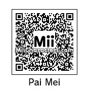 QR Code for Pai Mei by Hanman