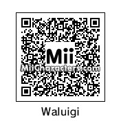 QR Code for Waluigi by CAHoltz