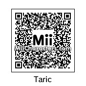 QR Code for Taric by BootyTownHall