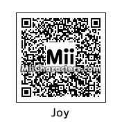 QR Code for Joy Turner by Joel