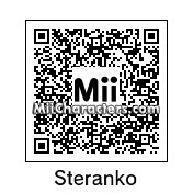 QR Code for Ivan Steranko by Ultra