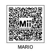 QR Code for Mario by CAHoltz