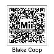 QR Code for Blake Cooper by AnthonyIMAX3D