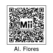 QR Code for Alexander Flores by AnthonyIMAX3D