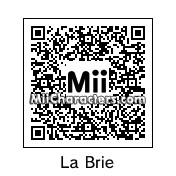 QR Code for James La Brie by Mako