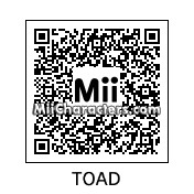 QR Code for Toad by CAHoltz