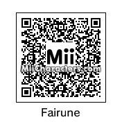 QR Code for Fairune by SAMU0L0