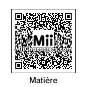 QR Code for Matiere by SAMU0L0
